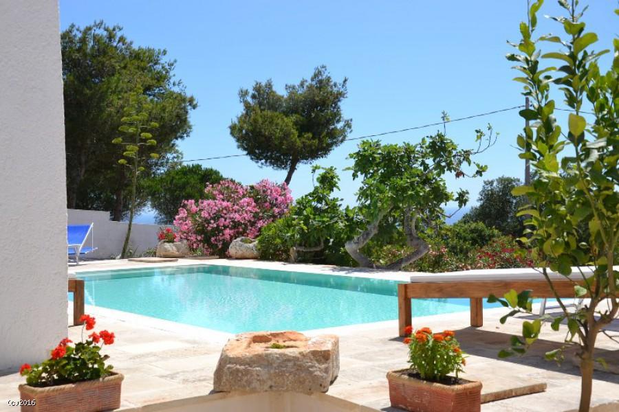 Villa le arcate vendita ville con piscina a santa maria - Villa con piscina santa maria di leuca ...